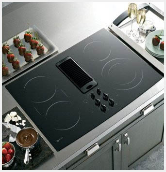 best 30 inch downdraft induction cooktop