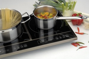 Induction Cooktop Reviews - BergHOFF Double Touch Screen Induction Cooitop b