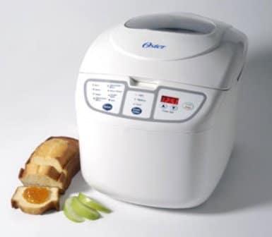 Oster 5838 58-Minute Expressbake Breadmaker Review