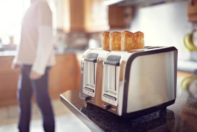 5 Best 4 Slice Toaster Oven – Reviews