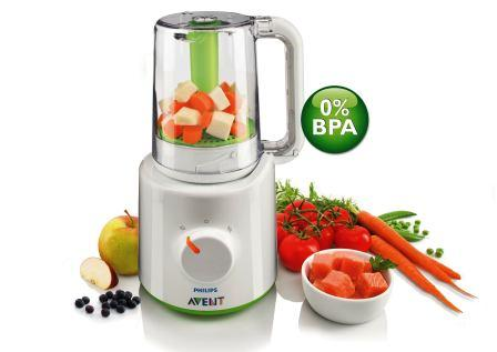 Top 5 Best Baby Food Processors – Reviews And Buying Guide