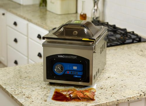 VacMaster VP215 Chamber Vacuum Sealer Review