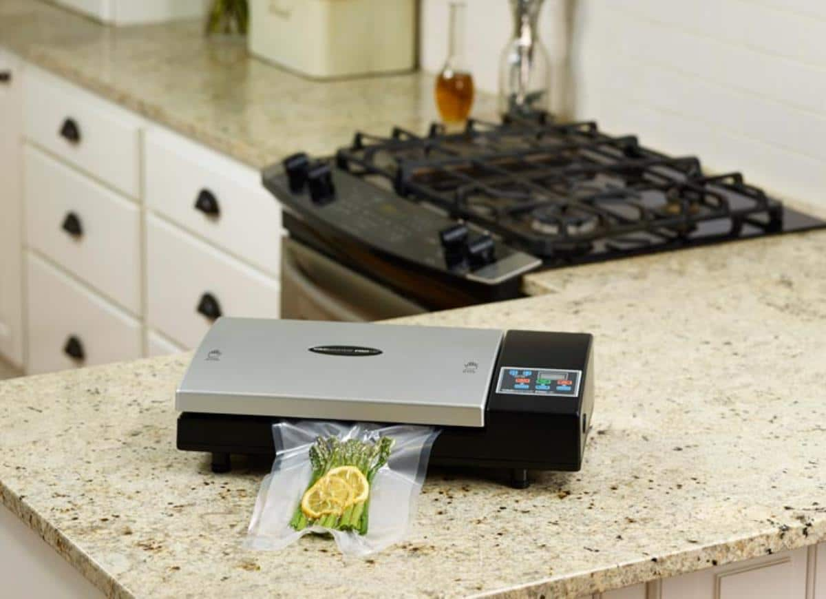 VacMaster PRO140 Suction Vacuum Sealer Review