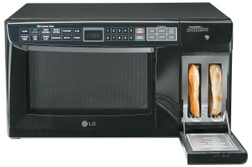Multifunction microwave oven