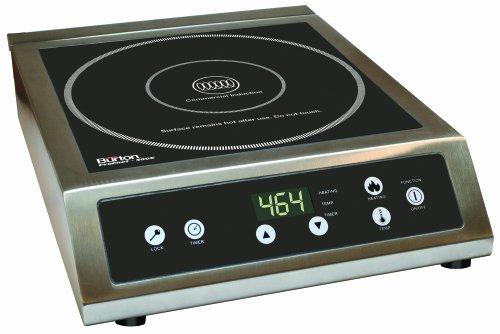 the max burton prochef 3000watt commercial induction cooktop is a mobile single burner cooktop thatu0027s appropriate for use in almost any scenario in