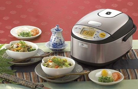 Fuzzy Logic Rice Cooker reviews