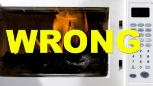 Foods that Shouldn't Be Microwaved