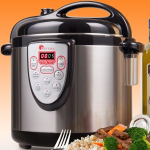 Top 3 Best Electric Pressure Cooker – Reviews And Buying Guide