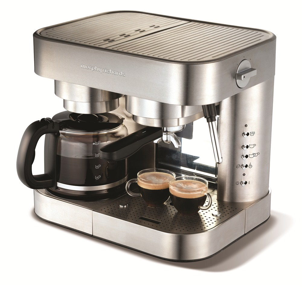 Coffee Maker Latte Reviews : 6 Best Espresso Coffee Maker Machine 2018 - Reviews And Buying Guide