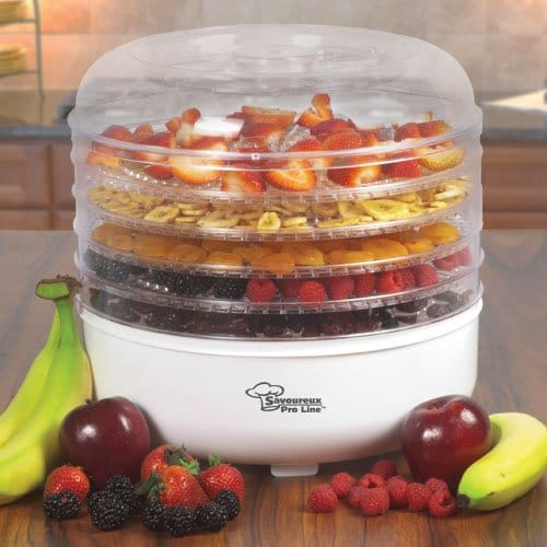 benefits of dehydrating food