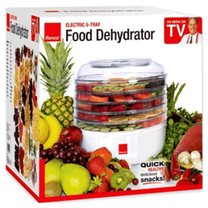 Electric Food Dehydrator Is Great