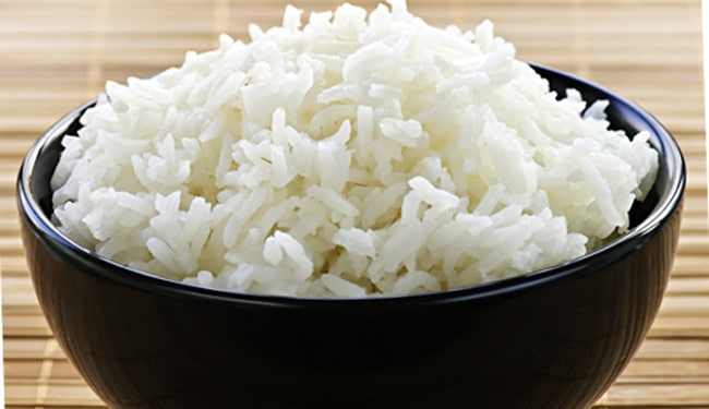 Boiled Rice Japanese Method