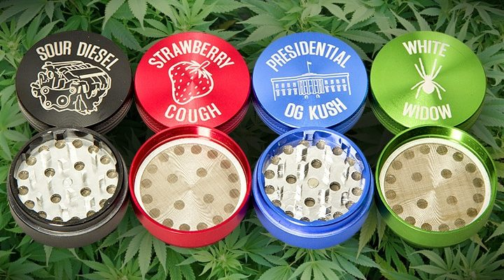 Best Grinder for Herb, Weed, and Marijuana – Reviews of 2018